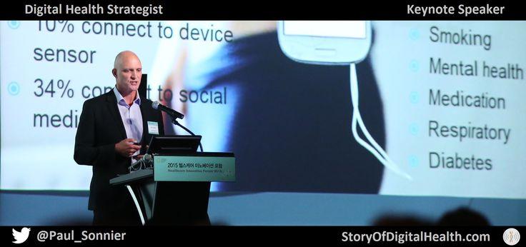 Paul Sonnier - Story of Digital Health