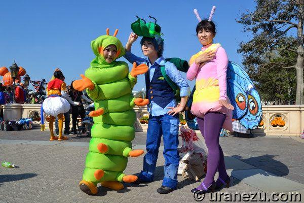 I love the Heimlich costume!