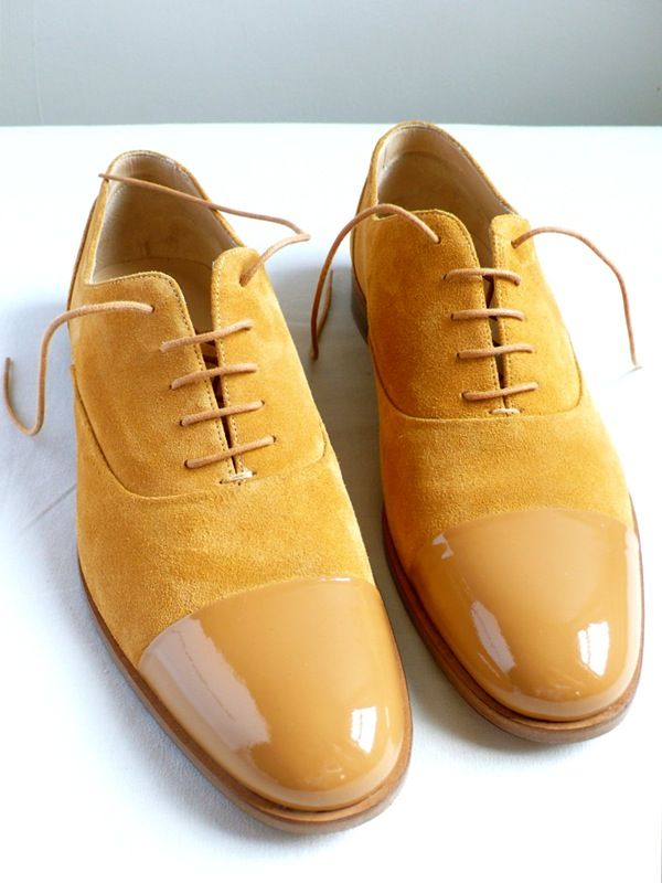 """Mr Hare """"Capote"""" Suede Shoes"""