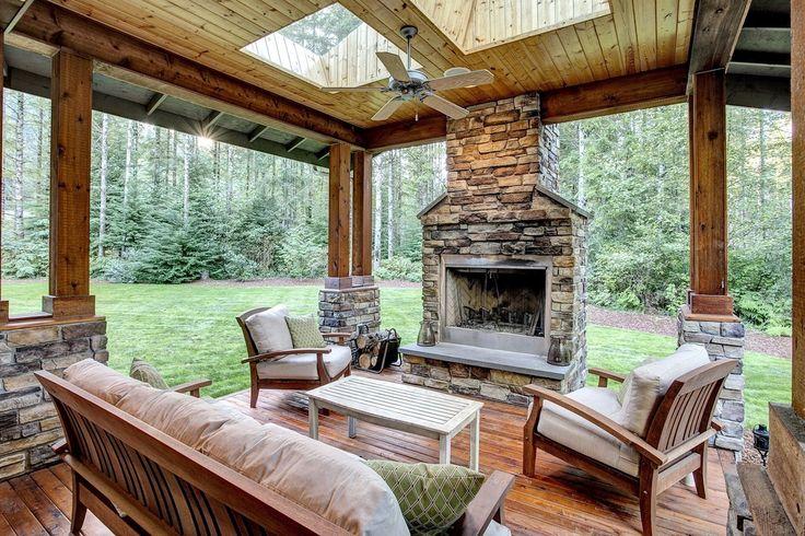 Modern Farmhouse Exterior Wrap Porch