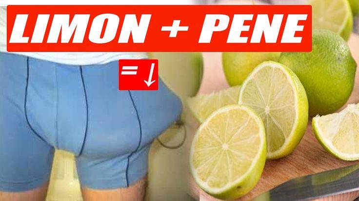 Esto Es Lo Que Pasa Cuando Usas Limón Para El Pene, Los Resultados Te De...