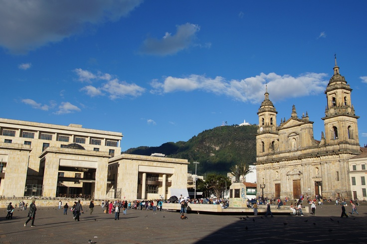 La Catedral Primada de Bogotá