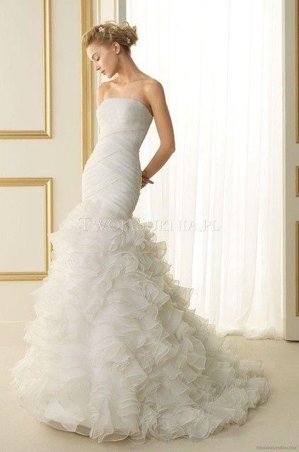 Luna Novias - 2013 - 167 Tokio 💟$326.99 from http://www.www.metalkind.com   #luna #tokio #mywedding #bridal #novias #bridalgown #wedding #weddingdress