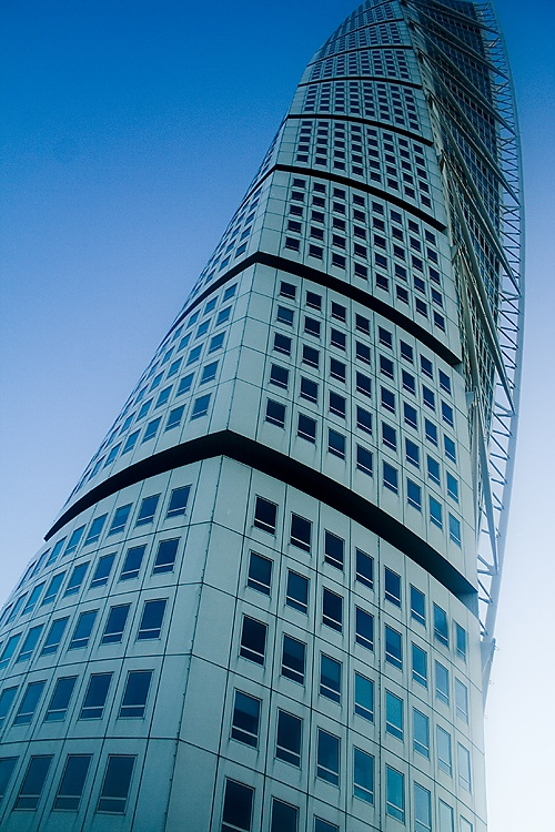 The Turning Torso, Malmo Sweden