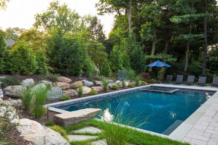 Best 25 Gunite Pool Ideas On Pinterest Gunite Swimming Pool Pool Designs And Luxury Swimming