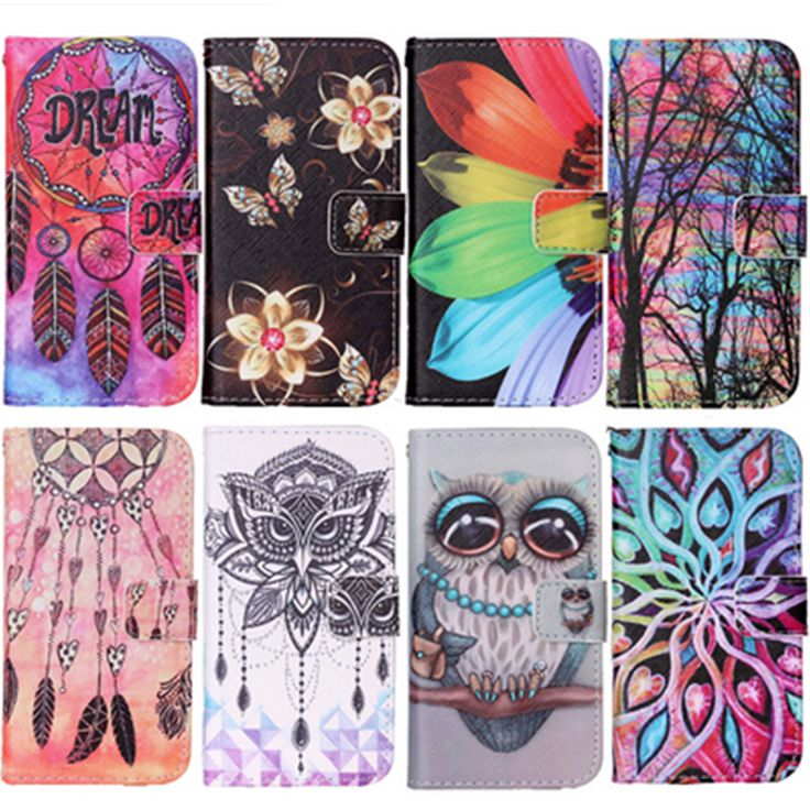 >> Click to Buy << colorful Sunflower Dancing Girl Tree Leather Phone Case, Fashion Colorful wallet style Flip Phone cover For Iphone7 Plus #Affiliate