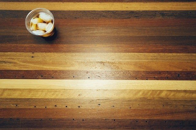 Great blog post on cleaning/caring for different types wood furniture!