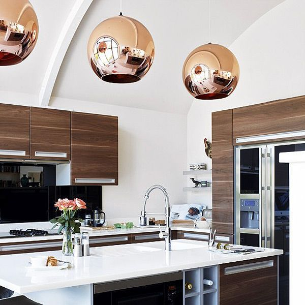 Kitchen Hanging Lights Spot To Put And Its Style Kuchendesign Modern Moderne Kuchenideen Kuchen Renovieren Ideen
