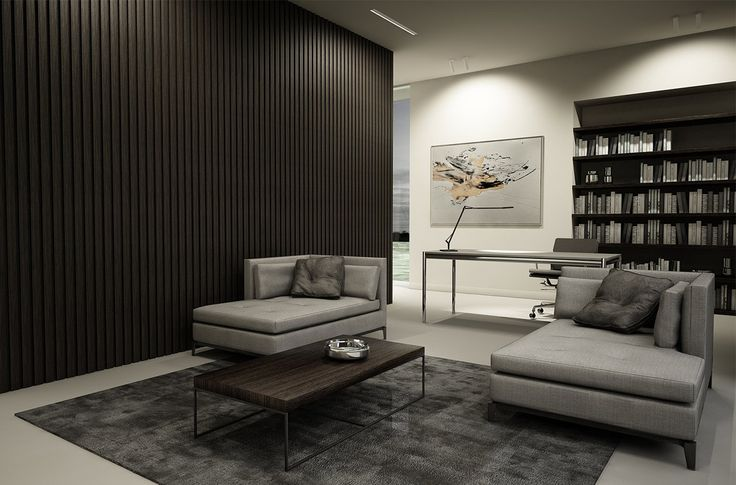 PULVA, minimalistic, interior design, minimal, modern, materials, home, homestyle, house, dom, light, details, texture, white, pure, black, living room, minotti