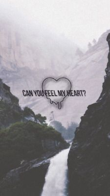 can you feel my heart // bring me the horizon