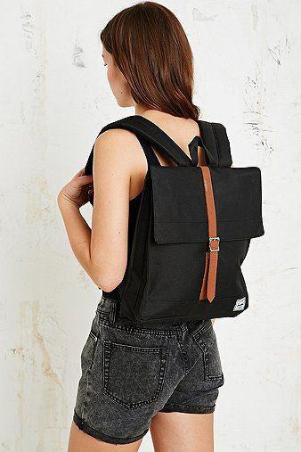 Herschel City Backpack in Black