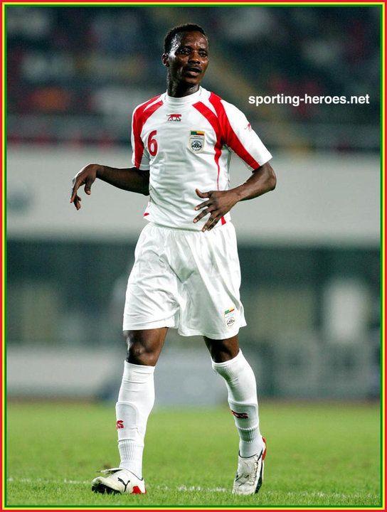Jonas Oketola - Benin - Coupe d'afrique des nations 2008