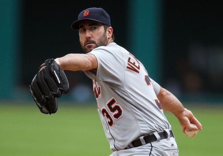 Top 50 MLB players for 2017:     28. Justin Verlander, 33, Detroit Tigers, RHP:   After a prolonged glimpse of mortality, Verlander rebounded in style last season, leading the AL with 254 strikeouts and a 1.001 WHIP in finishing second for the Cy Young. Also had a 3.04 ERA, his lowest in four years.