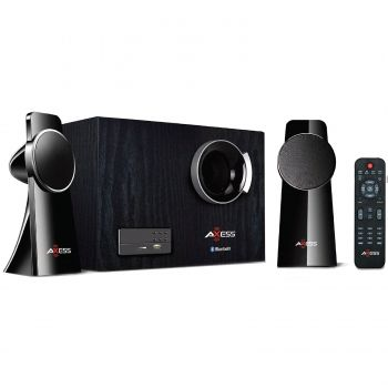 AXESS 2.1 Mini Entertainment System with Bluetooth Model: MSBT3909