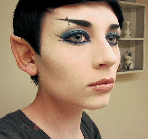 Vulcan (Star Trek) makeup inspiration