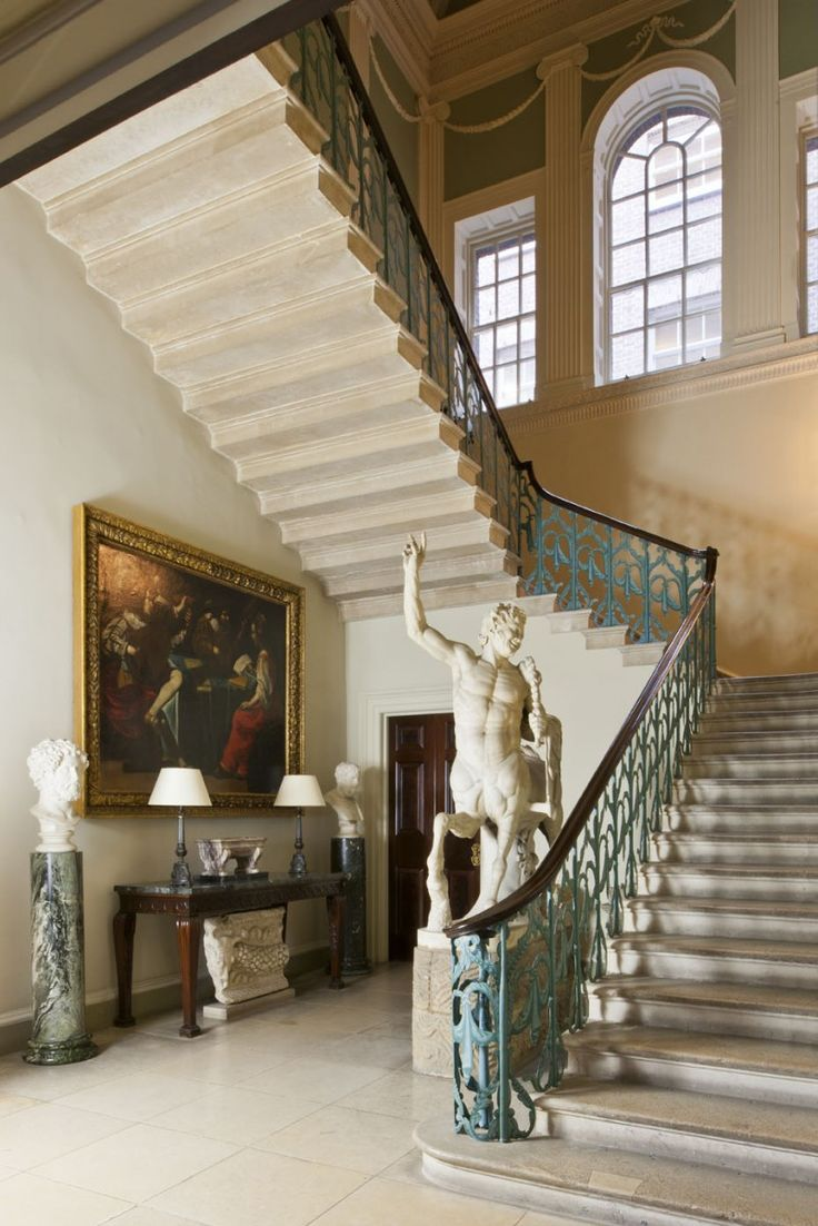 London's Spencer House is a truly romantic property steeped in aristocratic history