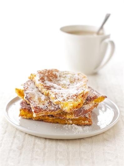 donut french toast // nigella lawson