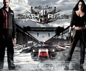 Death Race | Di tengah kekacauan ekonomi dan pengangguran yang tinggi pada tahun 2012, jutaan pemirsa Amerika menonton aksi para kriminal dengan hukuman seumur hidup dalam balap mobil berlapis baja...