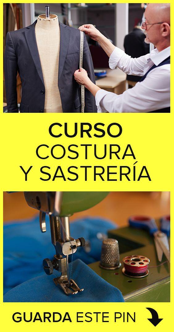 Curso de Costura y Sastrería [GRATIS]
