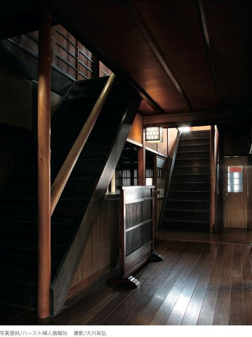 japanese farm house. timber frame. mink. rural japan. 木屋旅館
