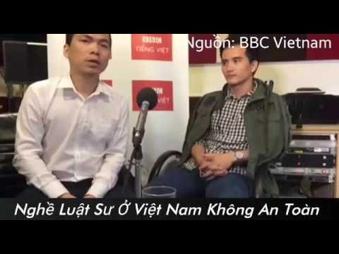 Nghề Luật Sư Ở Việt Nam Không An toàn!!@ - YouTube