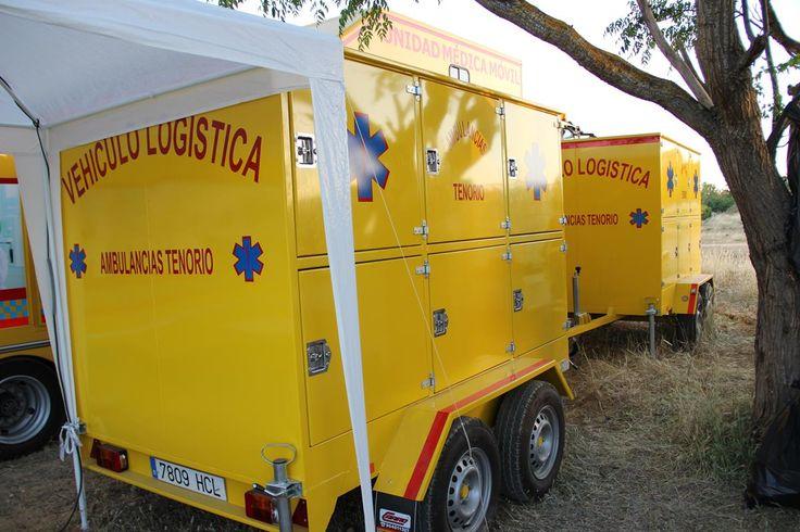 Vehículos de apoyo logístico