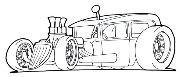 1168 best hot rod art images on pinterest