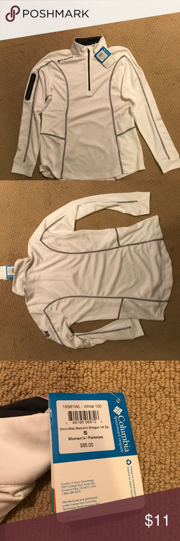 Columbia long sleeve running shirt Completely new, never worn. columbia sportswear company Other