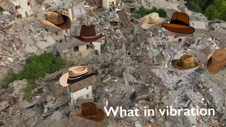 It's an earth quake