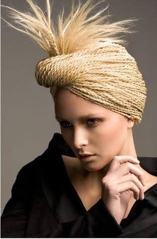 20 peinados extravagantes que no sabias que existian 6