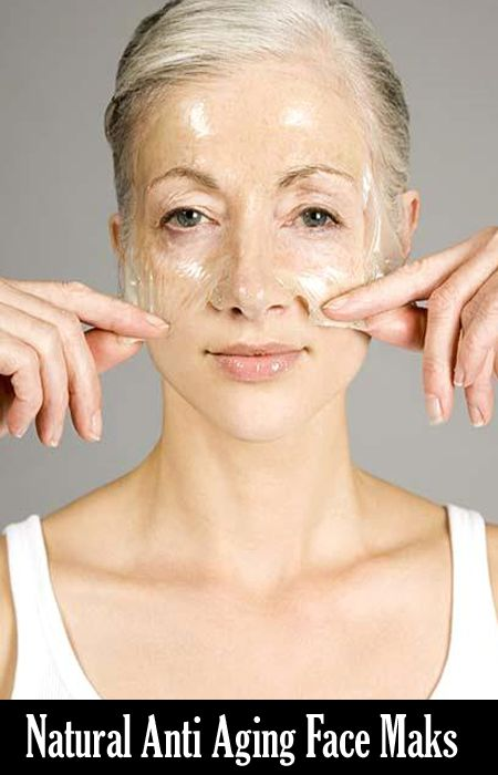 Natural Anti Aging Face Mask   Medi Tricks