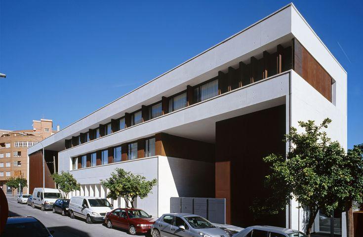 Gallery of Seniors Residence and San José Chapel / Peñín Architects - 3