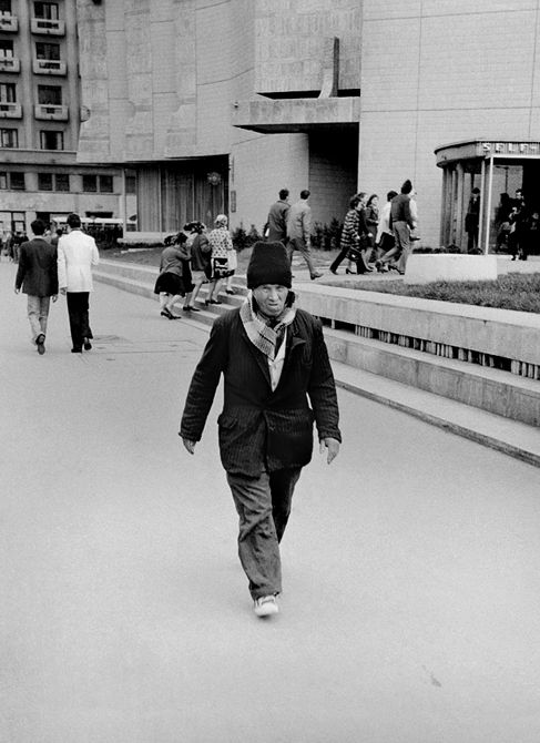 Arne Lind's day in Bucharest – 1974: HOOD