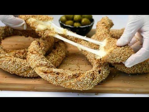 السميت التركي الأصلي مقرمش من الخارج وطري من الداخل ناجح و سهل جدا Cooking Recipes Best Bread Recipe Recipes