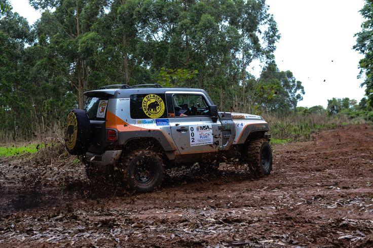 4º Rally Estado de São Paulo brindou os melhores pilotos e navegadores da Copa do Brasil