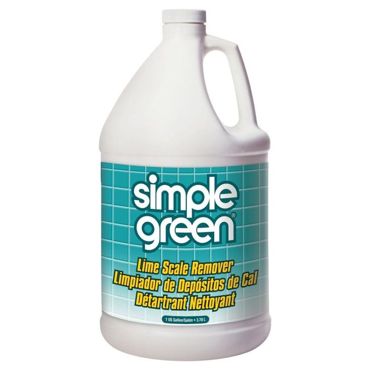 1 Gal. Lime Scale Remover (Case of 4)