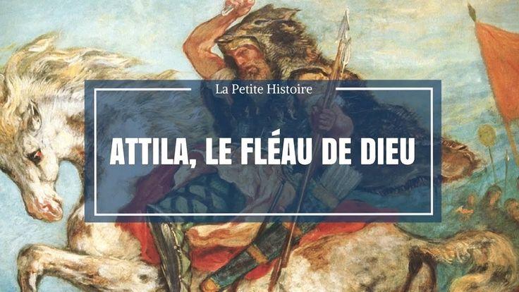 La petite histoire : Les Champs Catalauniques : la Gaule face à Attila