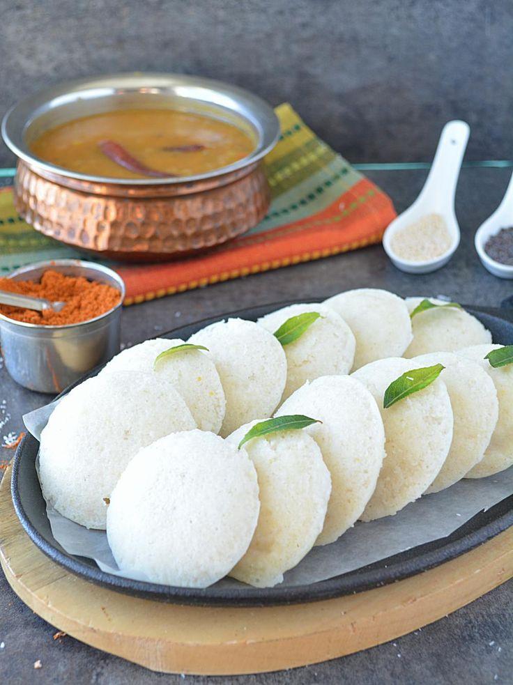Instant rice idli / dhokla (add poha, citric acid, eno)