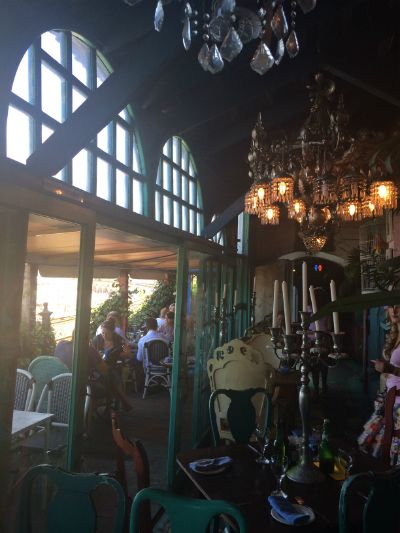 Restaurant Cape to Cuba is listed in many 'top 100 restaurants of the world'-lists | Kalk Bay, Cape Town