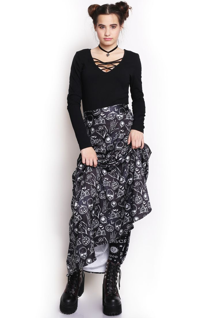 Hallows Maxi Skirt - $90.00 AUD