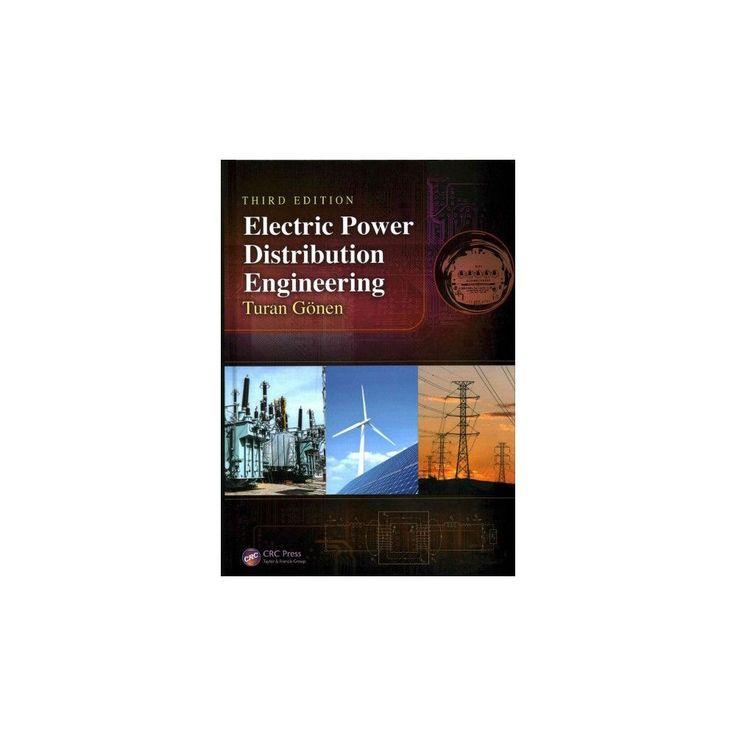 electrical power distribution system by turan gonen free  pdf