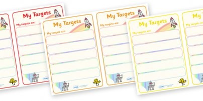 Learning Objective Targets