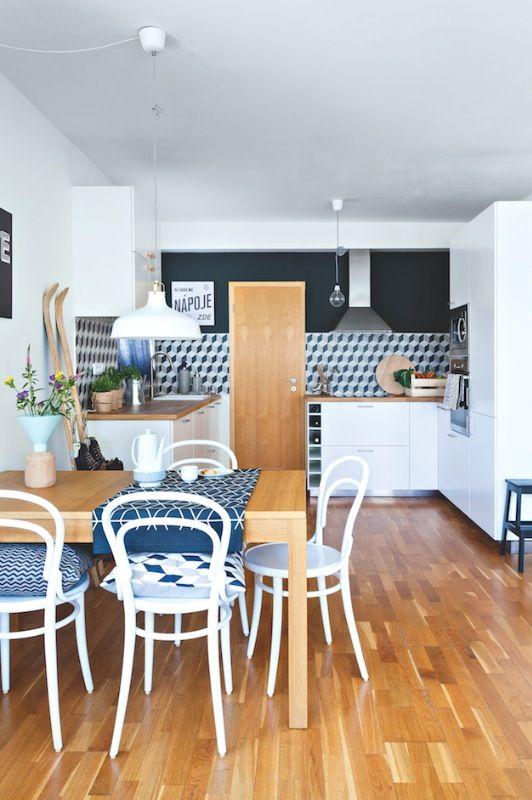 Proměna: Nová kuchyň pro lyžaře v zástěře