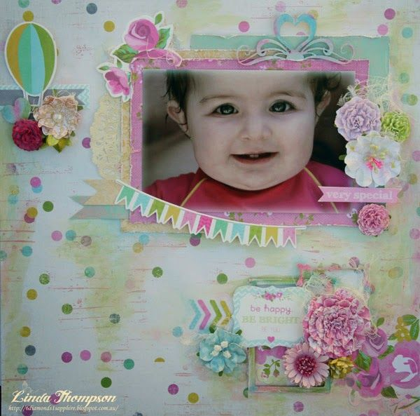Be Happy with MM Chipboard