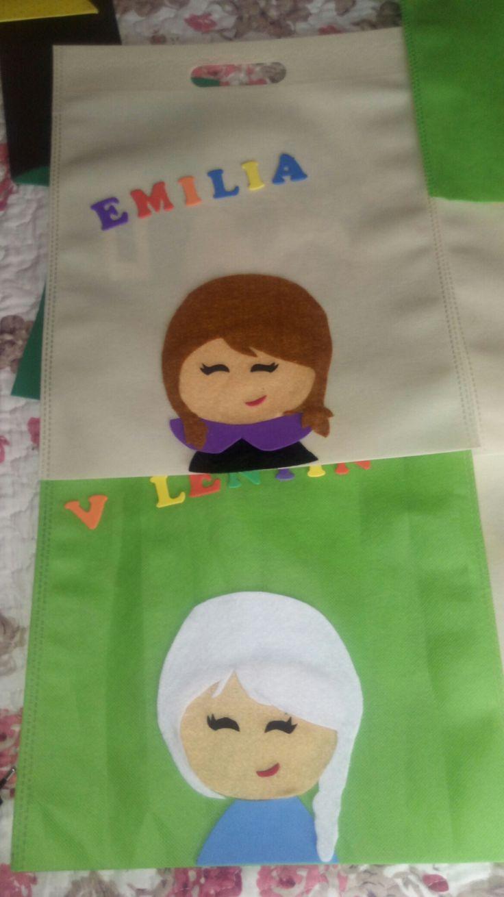 #bolsas #niñas