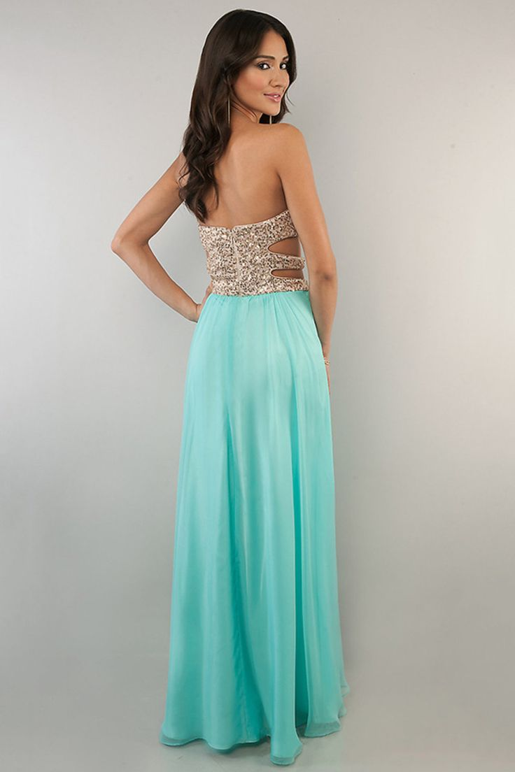 18 best Prom Dresses! images on Pinterest | Party wear dresses, Prom ...