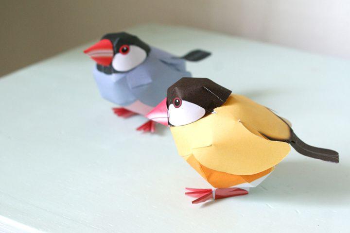 diy-oiseau-papier - printable