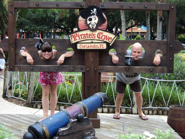 Pirate's Cove Adventure Golf, Orlando