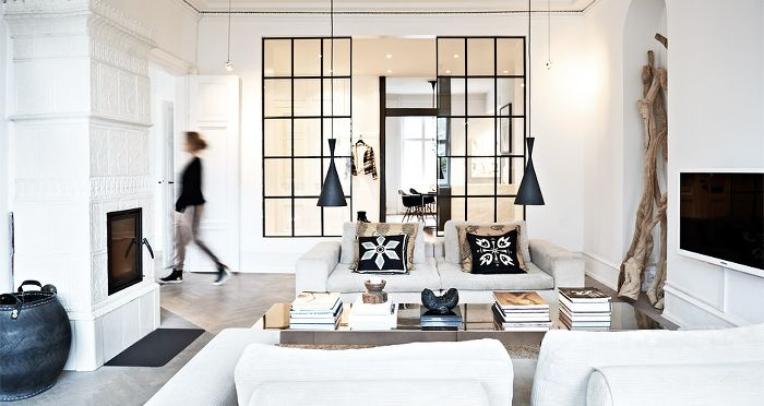 A stunning house filled with souvenirs from around the world | NordicDesign