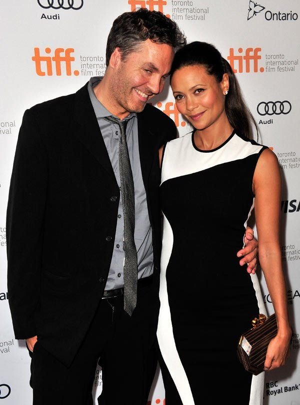 Thandie Newton is expecting baby #3!